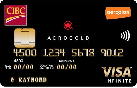 Review Cibc Aerogold Visa Infinite Credit Card Ratehub Blog