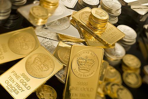 gold-silver-bars