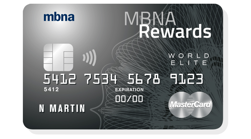 Mbna World Elite Travel Insurance