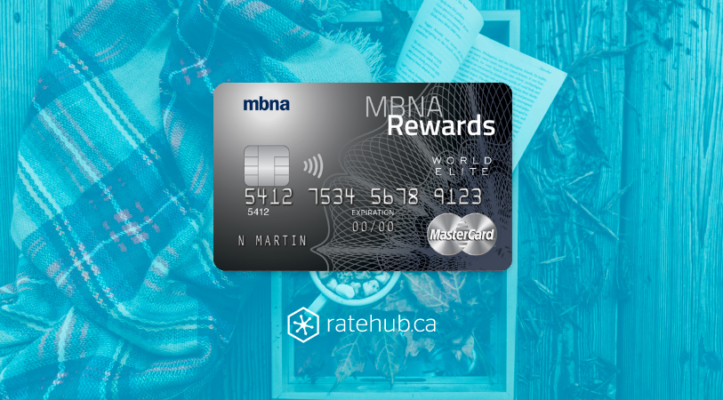 Mbna World Travel Card