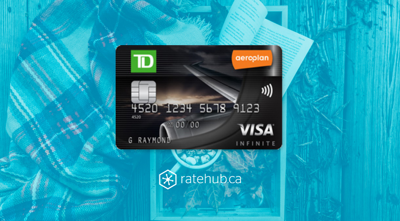 Review td aeroplan visa infinite credit card ratehub blog review td aeroplan visa infinite credit card reheart Choice Image