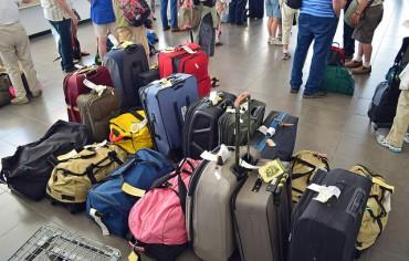 luggage-baggage