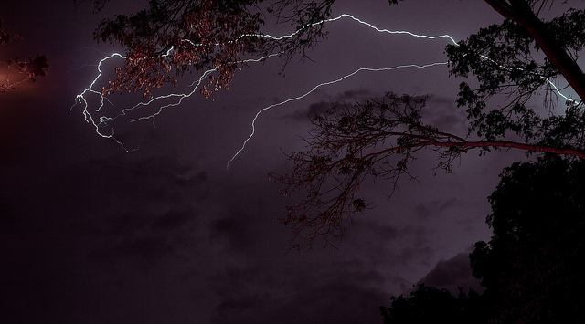 lightning damage does homeowners insurance cover damage from lightning strikes