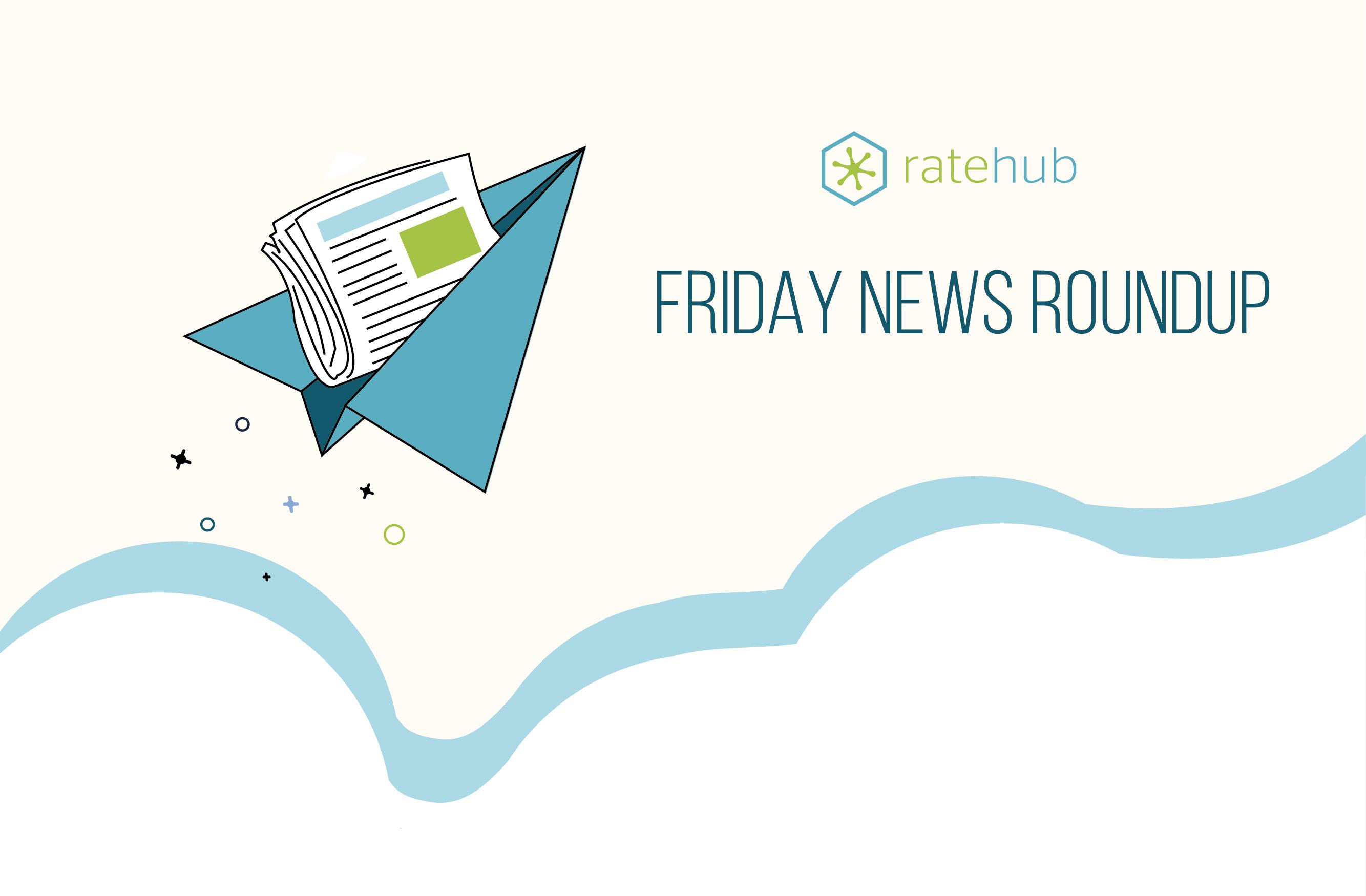 Friday News Roundup