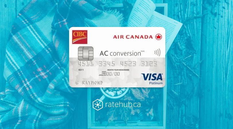 review cibc air canada ac conversion visa prepaid card - Account Now Gold Visa Prepaid Card Review