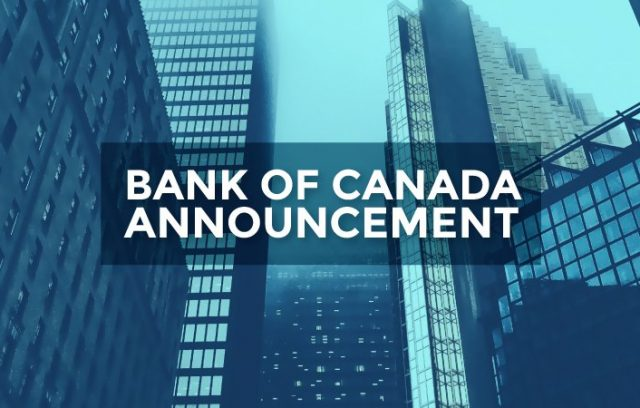 Bank of Canada increases interest rate to 1.75%