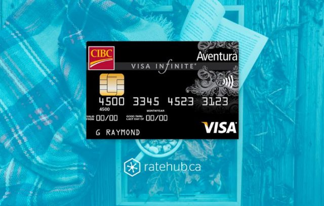 cibc aventura visa infinite review