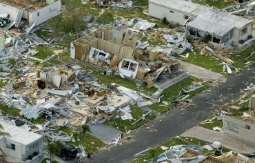 Natural disasters affect your home insurance