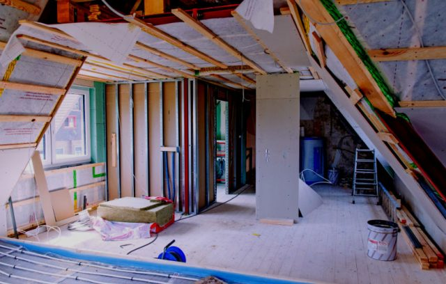 Home renovation insurance