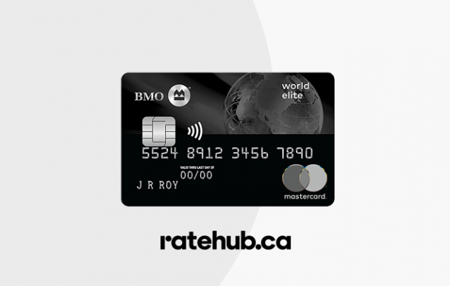 Review BMO World Elite Mastercard