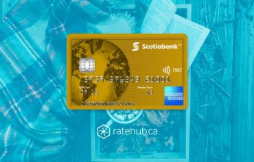 scotiabank gold american express card review