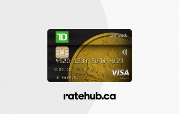 td cash back visa infinite card review