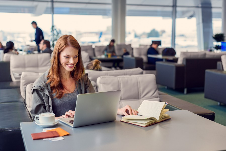 Airline credit card benefits