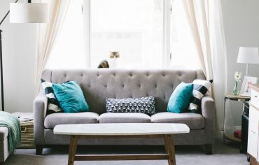 Empty Couch