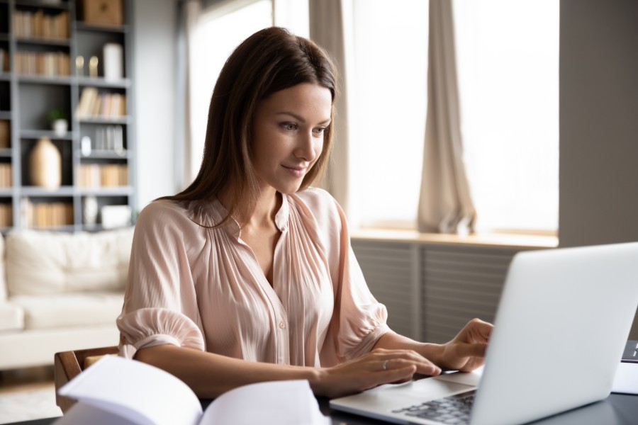 learning-a-new-skill-woman-at-laptop