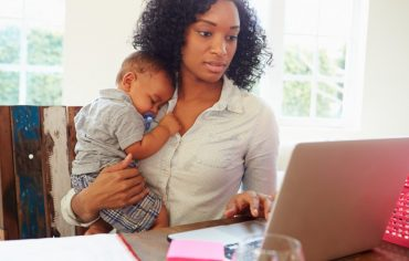 do-i-need-life-insurance-mom-baby-laptop