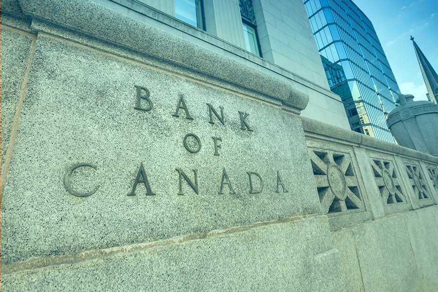 Bank of Canada mortgage rate update