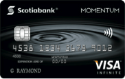 Visa Scotia Momentum Infinite ratehub