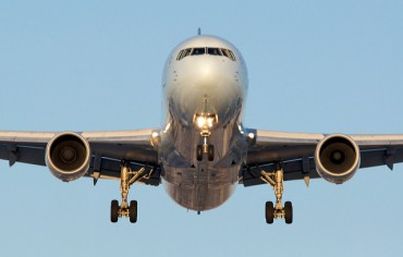Air Canada 767-300 close final
