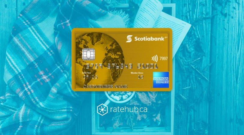 Carte American Express Scotia.Evaluation Carte American Express Or De La Banque Scotia