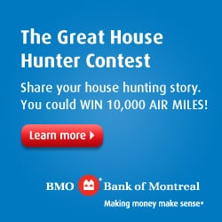 BMO House Hunter Contest